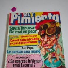 Coleccionismo de Revistas y Periódicos: SAL Y PIMIENTA N°97. AGOSTO 1981.. Lote 172713675