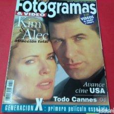 Coleccionismo de Revistas y Periódicos: FOTOGRAMAS & VIDEO 1809 JUNIO 1994 /146 PP. Lote 172753598