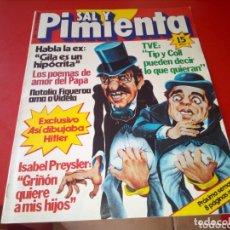 Coleccionismo de Revistas y Periódicos: REVISTA SAL Y PIMIENTA N5. Lote 172826819
