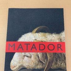 Coleccionismo de Revistas y Periódicos: ULTIMO NUMERO REVISTA MATADOR: PRADO. VOL. U: REVISTA DE CULTURA, IDEAS Y TENDENCIAS, 1995-2022. Lote 172844022