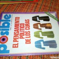 Coleccionismo de Revistas y Periódicos: REVISTA POSIBLE N 5. Lote 172866453