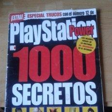 Coleccionismo de Revistas y Periódicos: REVISTA PLAYSTATION EXTRA. Lote 172872332