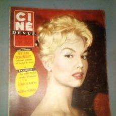 Coleccionismo de Revistas y Periódicos: REVISTA FRANCESA CINE REVUE 1948 MYLENE DEMONGEOT.. Lote 172887714