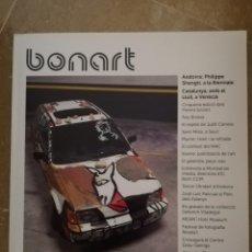 Coleccionismo de Revistas y Periódicos: BONART Nº 186. MAIG, JUNY I JULIOL 2019. Lote 172891820