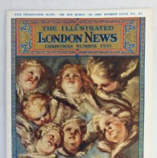 Coleccionismo de Revistas y Periódicos: REVISTA THE ILLUSTRATED LONDON NEWS-CHRISTMAS NUMBER 1935. Lote 172907354
