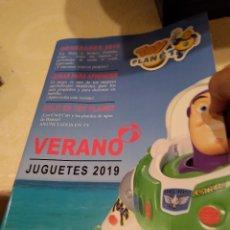 Coleccionismo de Revistas y Periódicos: C-ARIS58 REVISTA TOY PLANET VERANO JUGUETES 2019 . Lote 172916404