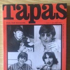 Coleccionismo de Revistas y Periódicos: TAPAS Nº 45 - BEATLES - 2019. Lote 172939243
