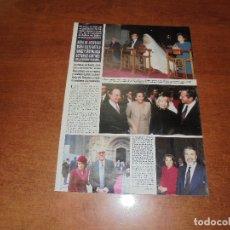 Coleccionismo de Revistas y Periódicos: CLIPPING 1997: ADOLFO SUÁREZ. CALVO SOTELO. LANDELINO LAVILLA - TOREROS - JOSÉ ANTONIO CANTA. Lote 172954570