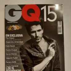 Coleccionismo de Revistas y Periódicos: EJEMPLAR REVISTA GQ ESPAÑA NUMERO 149 NOVIEMBRE 2009 ESPECIAL 15 ANIVERSARIO. Lote 172959925