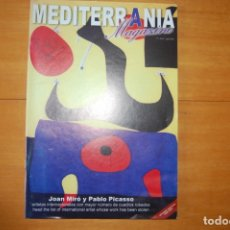 Coleccionismo de Revistas y Periódicos: MEDITERRANIA MAGAZINE. Lote 172964227