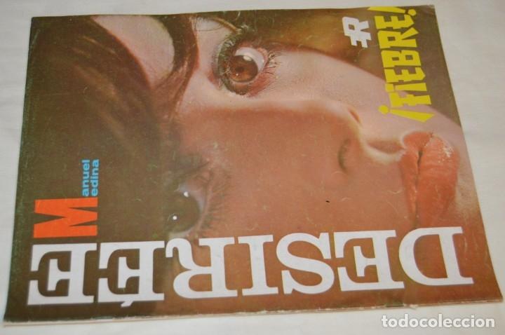 Coleccionismo de Revistas y Periódicos: LOTE 9 Revistas fotonovelas - DESIRÉE - Números, 01, 02, 09, 17, 22, 26 ... Muy buen estado - ¡Mira! - Foto 2 - 172987259