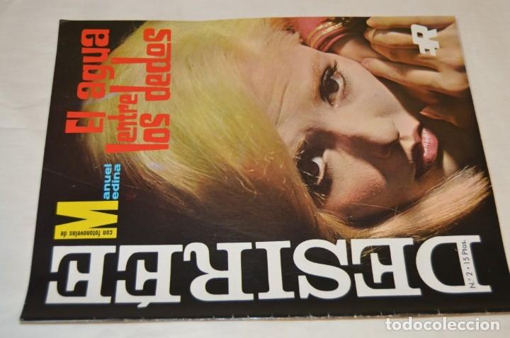Coleccionismo de Revistas y Periódicos: LOTE 9 Revistas fotonovelas - DESIRÉE - Números, 01, 02, 09, 17, 22, 26 ... Muy buen estado - ¡Mira! - Foto 5 - 172987259