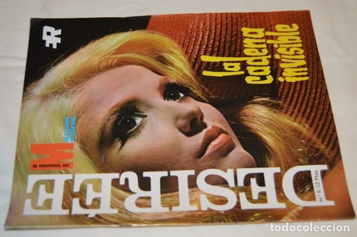 Coleccionismo de Revistas y Periódicos: LOTE 9 Revistas fotonovelas - DESIRÉE - Números, 01, 02, 09, 17, 22, 26 ... Muy buen estado - ¡Mira! - Foto 6 - 172987259