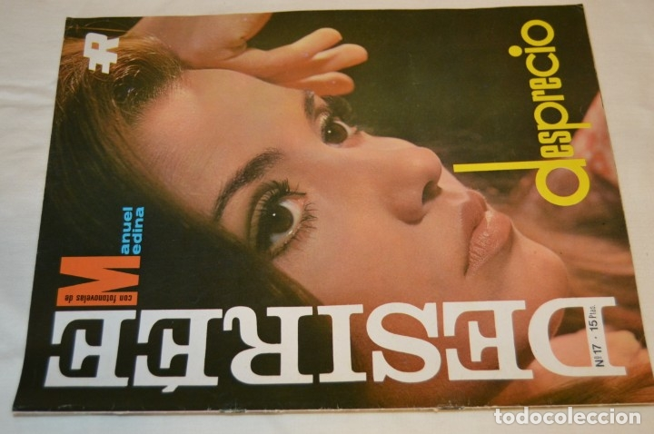 Coleccionismo de Revistas y Periódicos: LOTE 9 Revistas fotonovelas - DESIRÉE - Números, 01, 02, 09, 17, 22, 26 ... Muy buen estado - ¡Mira! - Foto 7 - 172987259