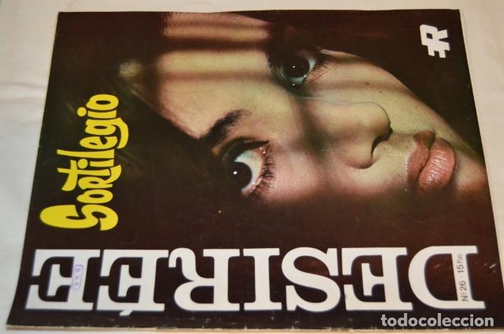 Coleccionismo de Revistas y Periódicos: LOTE 9 Revistas fotonovelas - DESIRÉE - Números, 01, 02, 09, 17, 22, 26 ... Muy buen estado - ¡Mira! - Foto 9 - 172987259