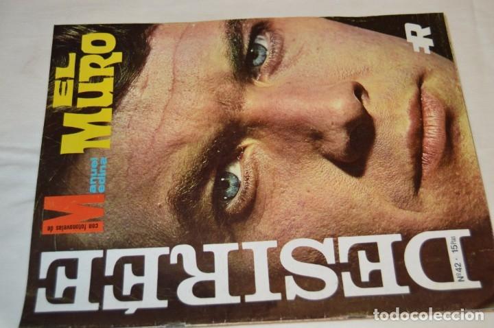 Coleccionismo de Revistas y Periódicos: LOTE 9 Revistas fotonovelas - DESIRÉE - Números, 01, 02, 09, 17, 22, 26 ... Muy buen estado - ¡Mira! - Foto 12 - 172987259