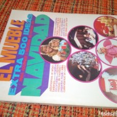 Coleccionismo de Revistas y Periódicos: REVISTA EL MUEBLE EXTRA DICIEMBRE 1972. Lote 173005097