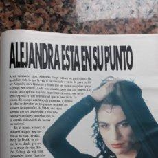Coleccionismo de Revistas y Periódicos: ANUNCIO ALEJANDRA GREPI. Lote 173068047