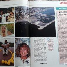 Coleccionismo de Revistas y Periódicos: ALEJANDRA GREPI MARBELLA 90 MANOLO SANTANA GUNILA VONBISMARK HOHENLOHE. Lote 173068667