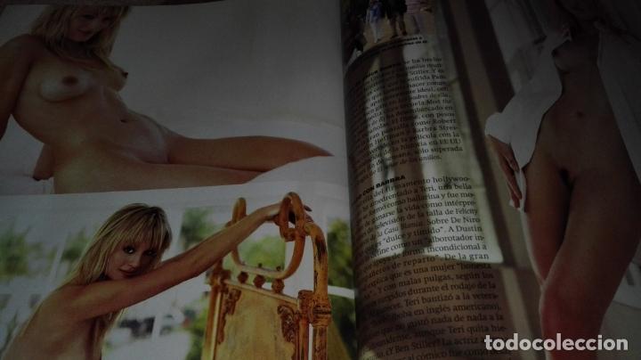 Coleccionismo de Revistas y Periódicos: PLAYBOY Nº 26 EPOCA 2 RAQUEL, NICOLE KIDMAN, TERI POLO CARA ZAVALETA - Foto 4 - 129643335