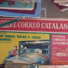 Coleccionismo de Revistas y Periódicos: EL CORREO CATALÁN ESPECIAL DOMINGO SUPLEMENTO SEMANAL 14 DE MARZO DE 1976 . Lote 173377150