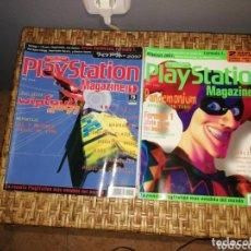 Coleccionismo de Revistas y Periódicos: REVISTAS PLAYSTATION MAGAZINE NÚMEROS 1Y2. Lote 173494038