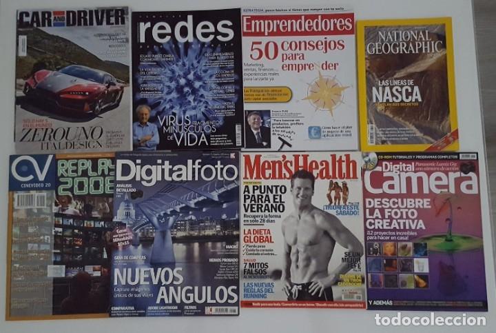 REVISTAS VARIADAS (Coleccionismo - Revistas y Periódicos Modernos (a partir de 1.940) - Otros)