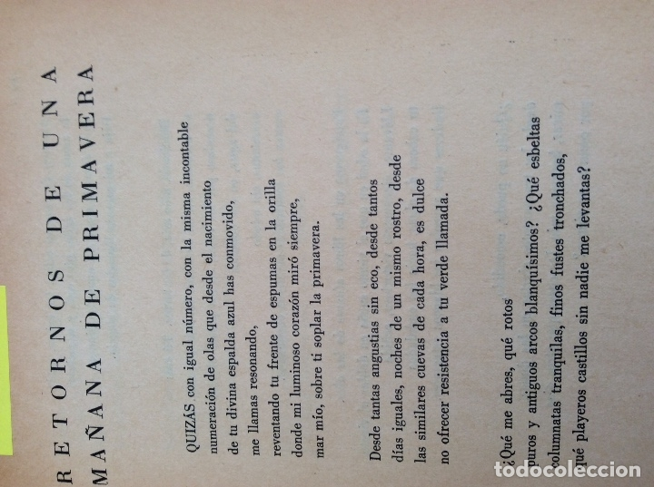 Coleccionismo de Revistas y Periódicos: Revista Sur 1948 - Foto 5 - 173845747