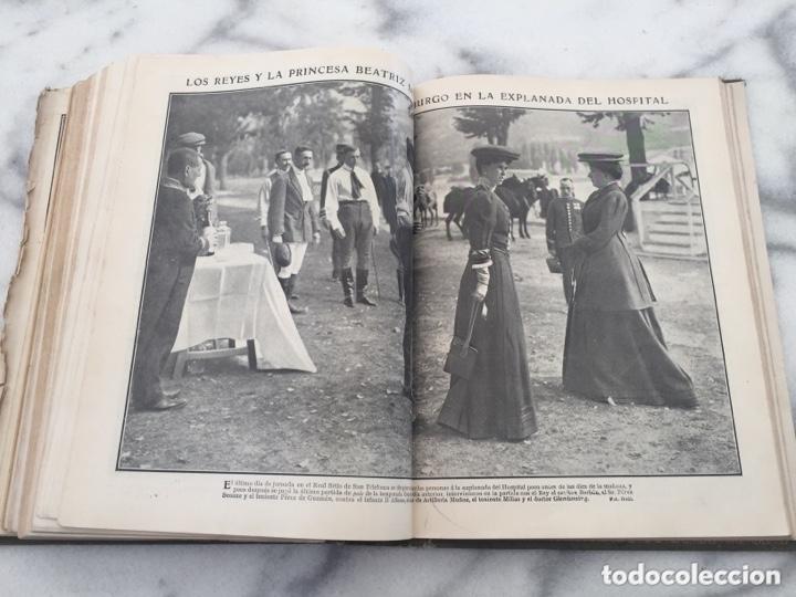 Coleccionismo de Revistas y Periódicos: Tomo con Revistas BLANCO Y NEGRO Año 1907 - Foto 8 - 173852422