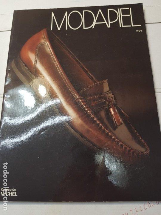 CATALOGO ANTIGUO DE ZAPATOS MODAPIEL N°36 COLECCIÓN MICHEL (Coleccionismo - Revistas y Periódicos Modernos (a partir de 1.940) - Otros)