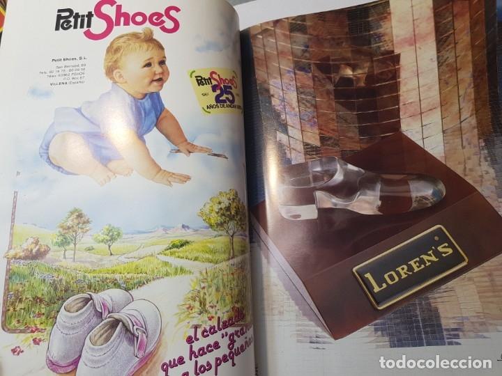 Coleccionismo de Revistas y Periódicos: Catalogo antiguo de Zapatos Modapiel n°36 colección Michel - Foto 2 - 173855592
