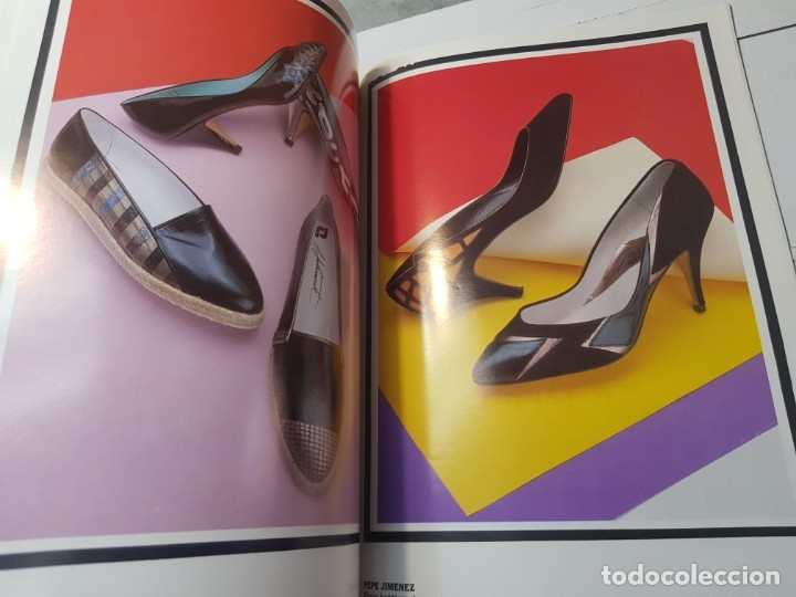 Coleccionismo de Revistas y Periódicos: Catalogo antiguo de Zapatos Modapiel n°36 colección Michel - Foto 3 - 173855592