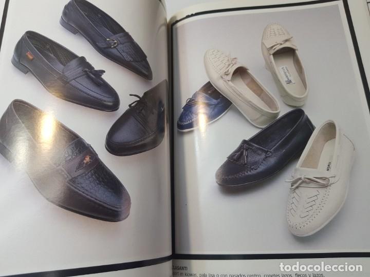 Coleccionismo de Revistas y Periódicos: Catalogo antiguo de Zapatos Modapiel n°36 colección Michel - Foto 4 - 173855592