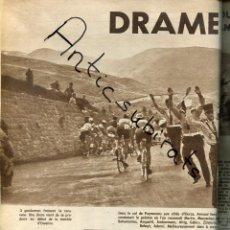 Coleccionismo de Revistas y Periódicos: REVISTA FRANCESA AÑO 1964 EL TOUR DE FRANCIA EN ANDORRA BAHAMONTES GABICA SIMPSON POULIDOR FOUCHER . Lote 173891697