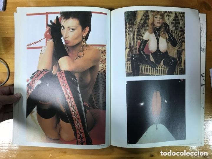 Coleccionismo de Revistas y Periódicos: OBSESIÓN, NÚM 6. LAS MEJORES IMÁGENES DE SADOMASOQUISMO. - Foto 2 - 173936492
