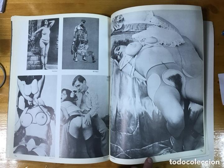 Coleccionismo de Revistas y Periódicos: OBSESIÓN, NÚM 6. LAS MEJORES IMÁGENES DE SADOMASOQUISMO. - Foto 5 - 173936492