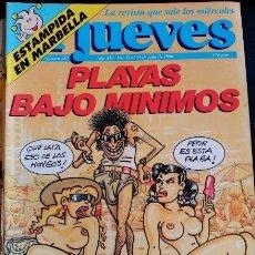 Coleccionismo de Revistas y Periódicos: EL JUEVES. Nº 687. AÑO XIV. DEL 25 AL 31 DE JULIO DE 1990.. Lote 173712927