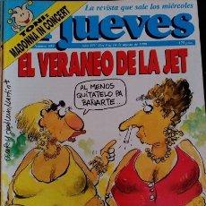 Coleccionismo de Revistas y Periódicos: EL JUEVES. Nº 689. AÑO XIV. DEL 8 AL 14 DE AGOSTO DE 1990.. Lote 173712937
