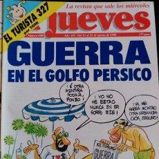 Coleccionismo de Revistas y Periódicos: EL JUEVES. Nº 690. AÑO XIV. DEL 15 AL 21 DE AGOSTO DE 1990.. Lote 173712942