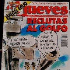 Coleccionismo de Revistas y Periódicos: EL JUEVES. Nº 693. AÑO XIV. DEL 5 AL 11 DE SEPTIEMBRE DE 1990.. Lote 173712947