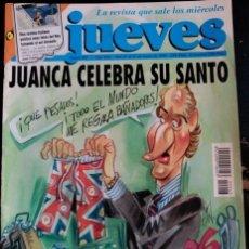 Coleccionismo de Revistas y Periódicos: EL JUEVES. Nº 943. AÑO XIX. DEL 21 AL 27 DE JUNIO DE 1995.. Lote 173712972