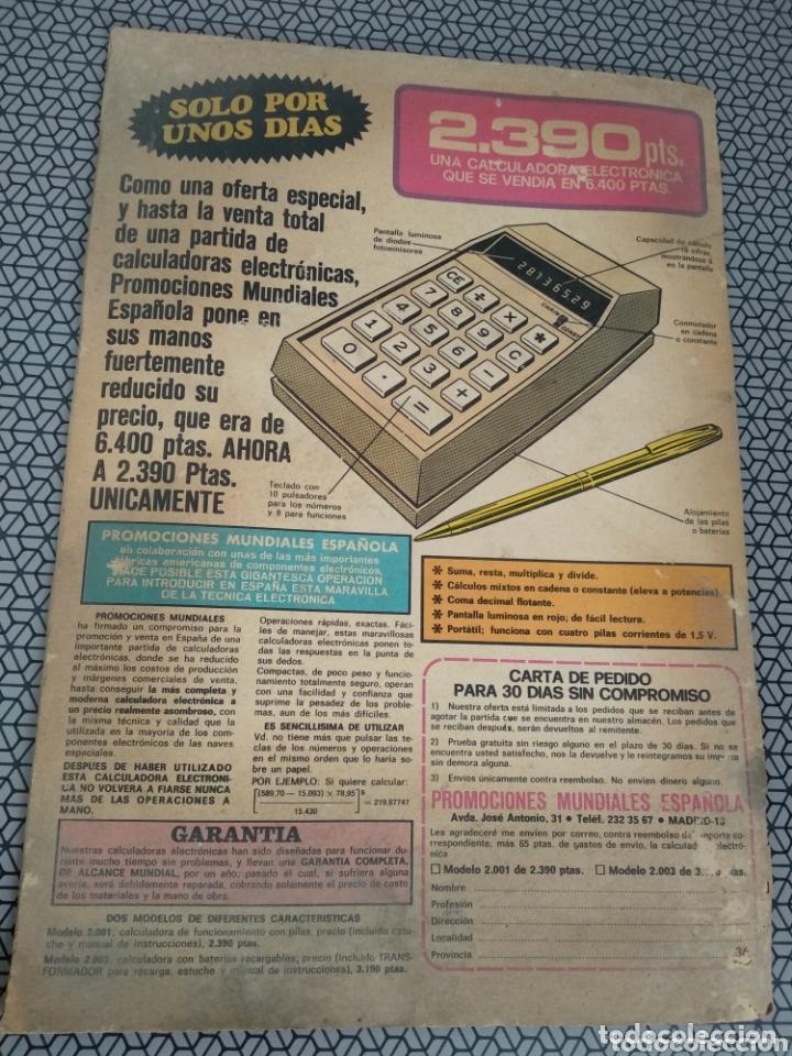 Coleccionismo de Revistas y Periódicos: Revista Comiciclo extra 1974 - Foto 2 - 173988507