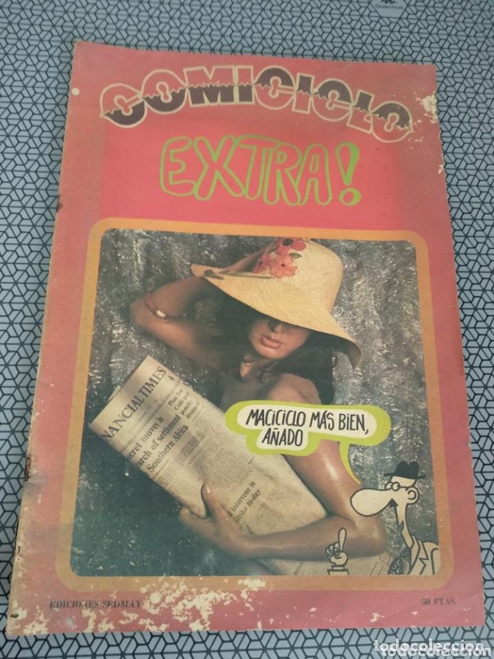 REVISTA COMICICLO EXTRA 1974 (Coleccionismo - Revistas y Periódicos Modernos (a partir de 1.940) - Otros)