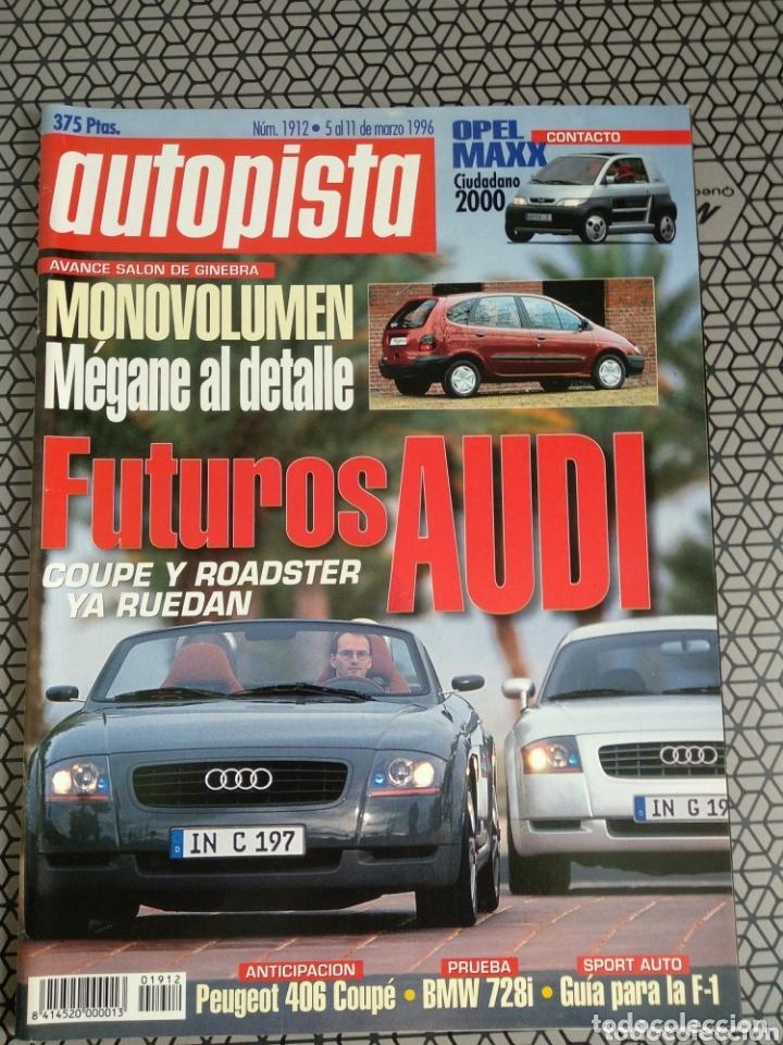 Coleccionismo de Revistas y Periódicos: Lote 4 revistas Autopista - Foto 4 - 174026633