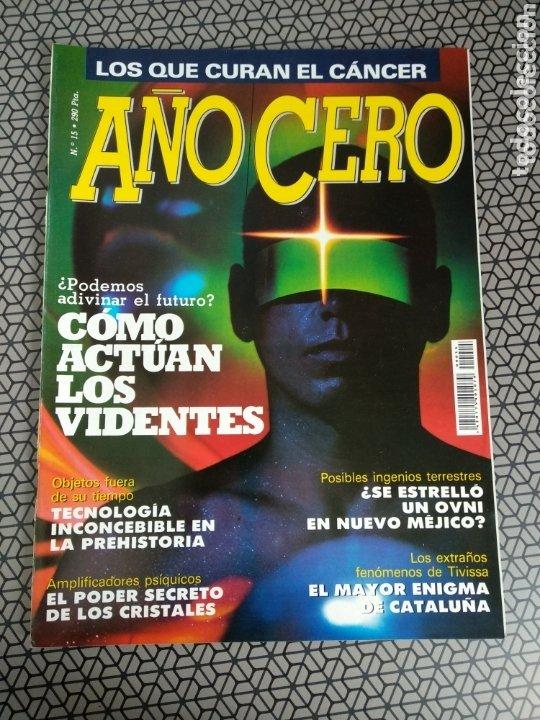 Coleccionismo de Revistas y Periódicos: Lote 28 revistas Año Cero - Foto 5 - 174027804
