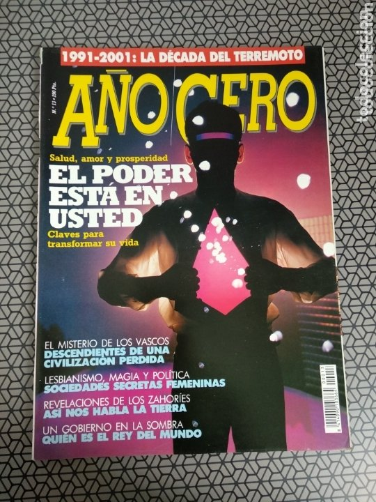 Coleccionismo de Revistas y Periódicos: Lote 28 revistas Año Cero - Foto 7 - 174027804