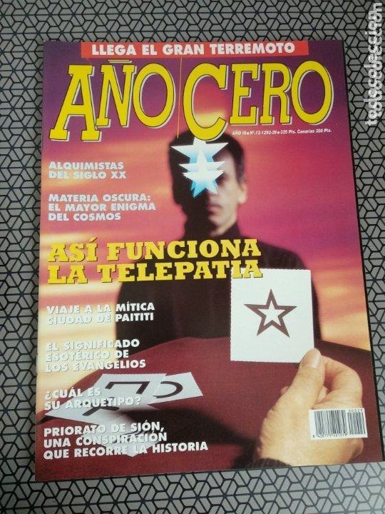 Coleccionismo de Revistas y Periódicos: Lote 28 revistas Año Cero - Foto 9 - 174027804