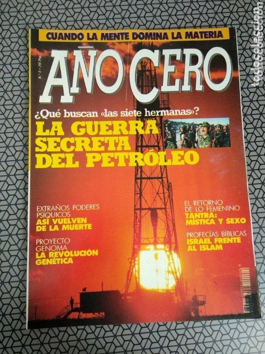 Coleccionismo de Revistas y Periódicos: Lote 28 revistas Año Cero - Foto 10 - 174027804