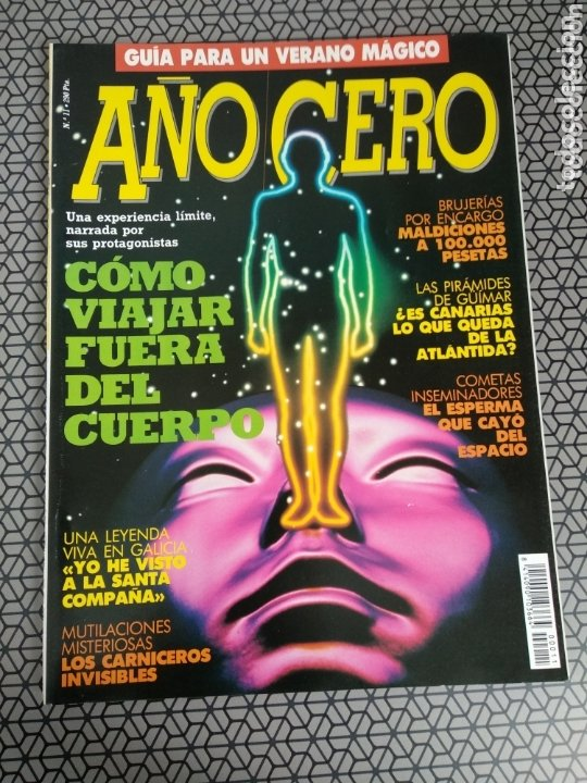 Coleccionismo de Revistas y Periódicos: Lote 28 revistas Año Cero - Foto 11 - 174027804