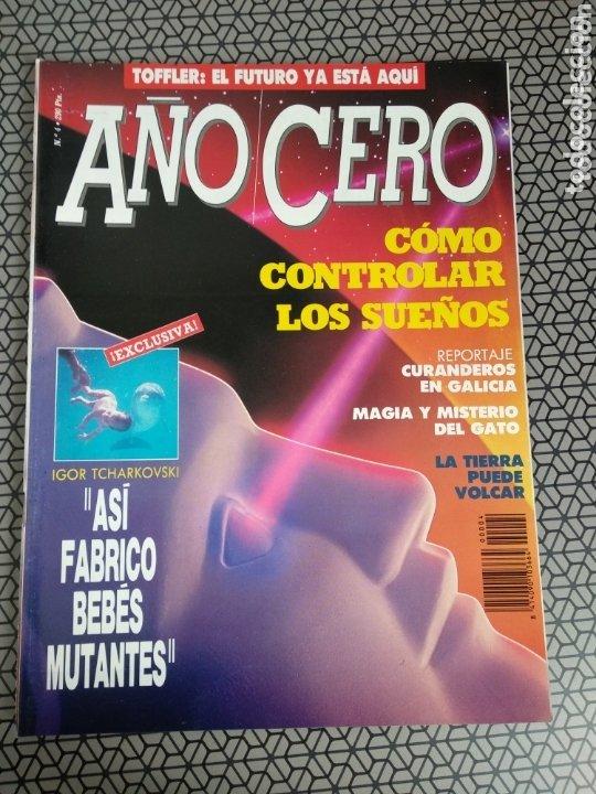 Coleccionismo de Revistas y Periódicos: Lote 28 revistas Año Cero - Foto 12 - 174027804
